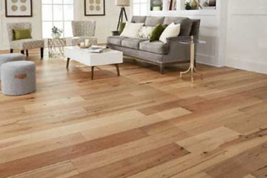 HARDWOOD & TILE FLOORING